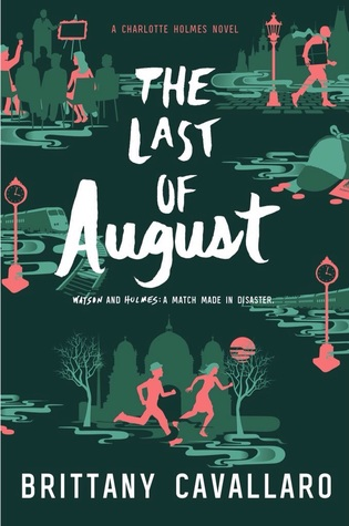 The Last of August cover